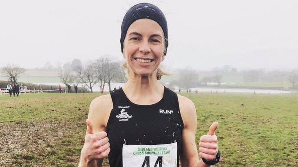 West Midlands woman in Parkrun 'world record' bid
