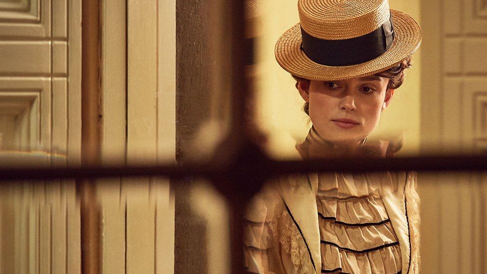Toronto Film Festival: Keira Knightley criticises period drama 'negativity'