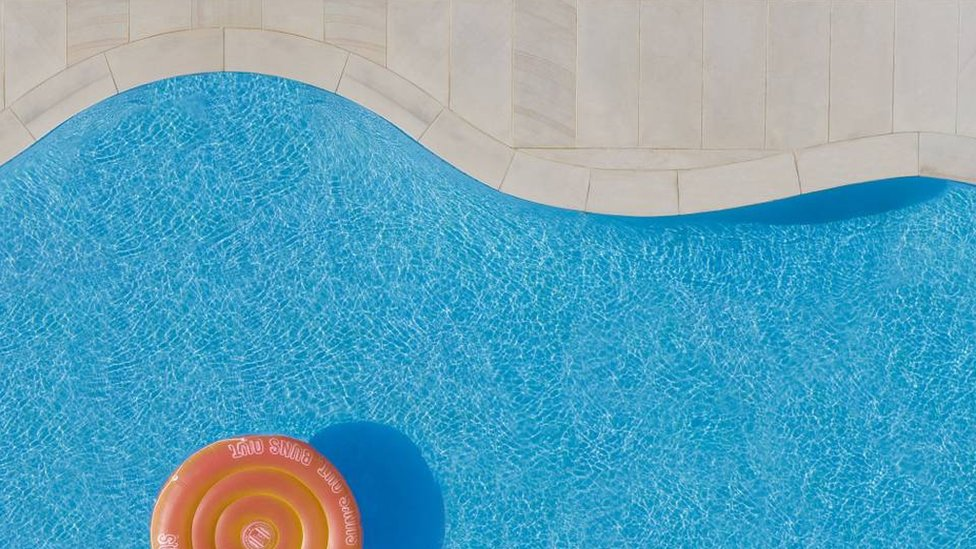 Privatni bazen u Sidneju