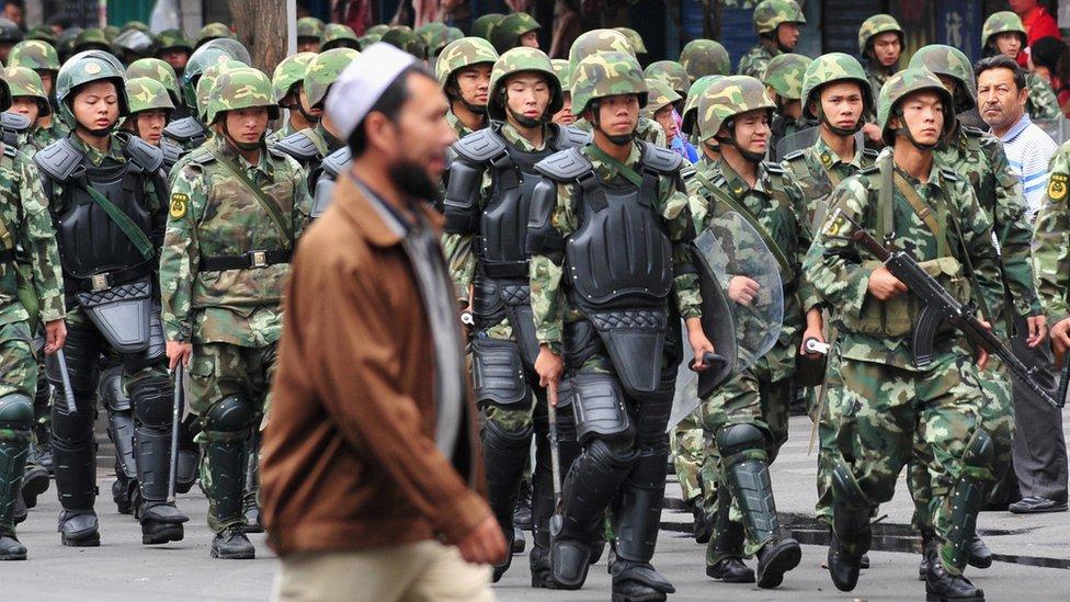 Kini Thailand Dilema Pulangkan Muslim Uighur ke Cina