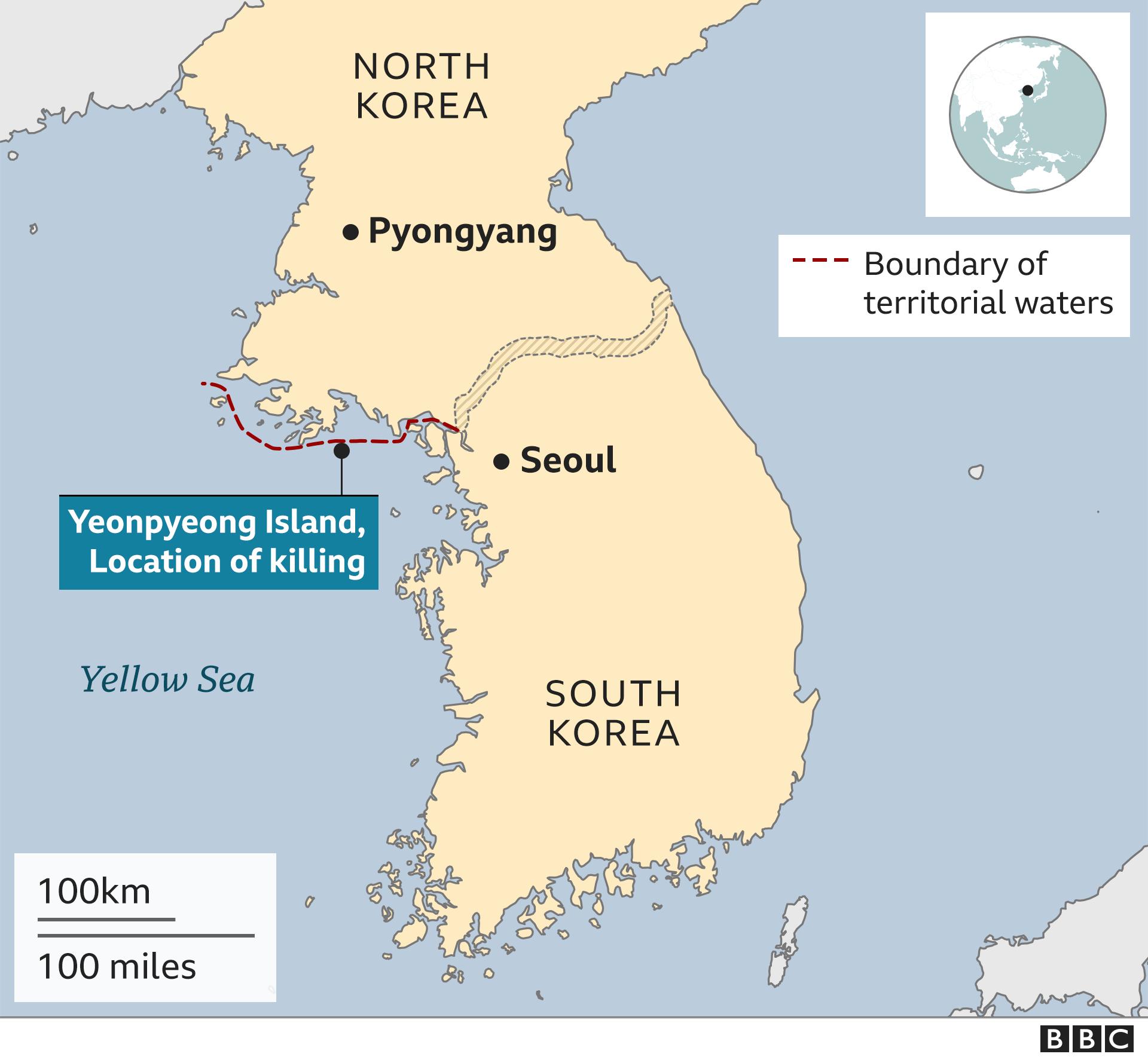 Image of: Kim Jong Un Apologises For Killing Of South Korean Official South Bbc News