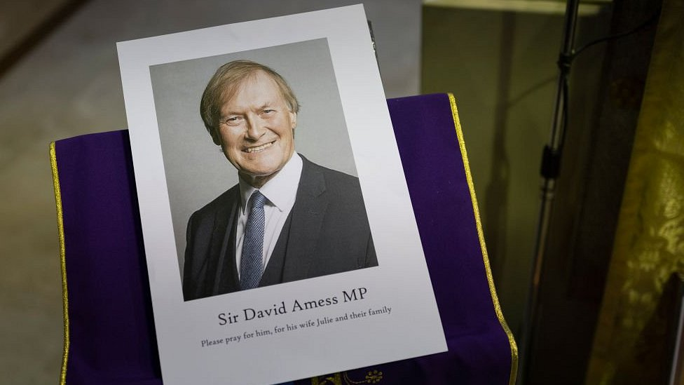 Убийство британского депутата: подозреваемый задержан по закону о терроризме