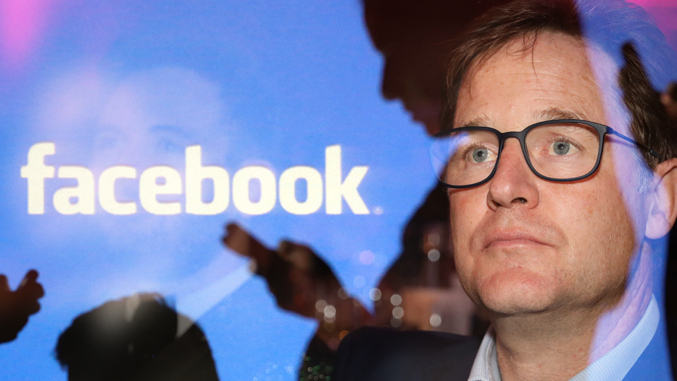 Facebook hires former deputy PM Sir Nick Clegg