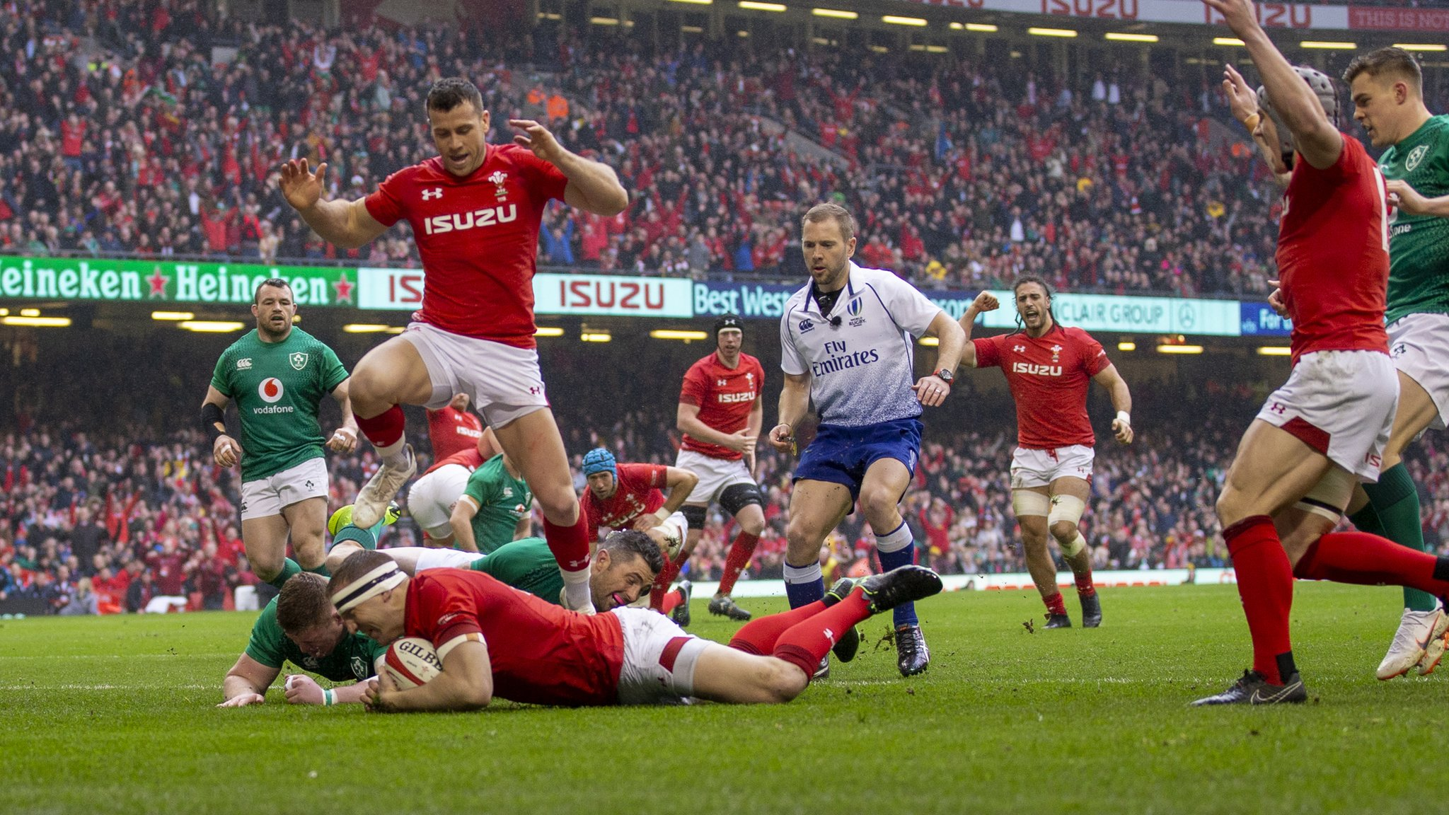 Rugby World Cup 2019: Where do home nations stand after Six Nations?