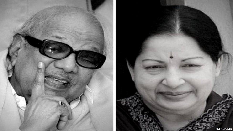जयललिता और करुणानिधि के बिना कैसे होगा तमिलनाडु का चुनाव?