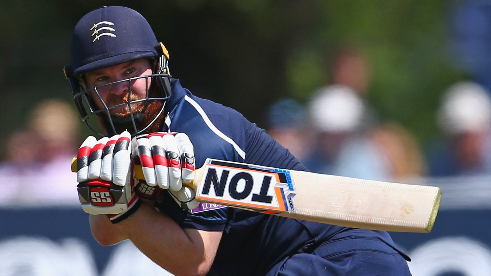One-Day Cup: Middlesex beat Sussex after Paul Stirling century