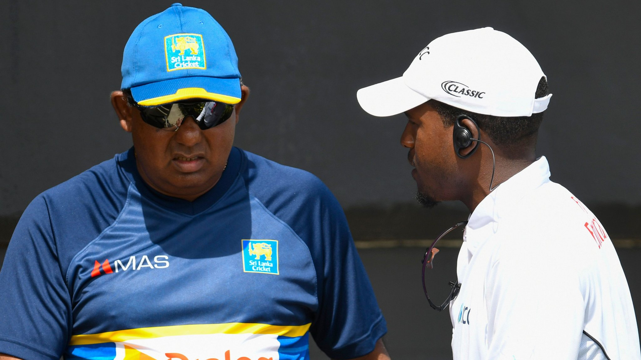 Sri Lanka trio admit 'serious law breach' over delay in play