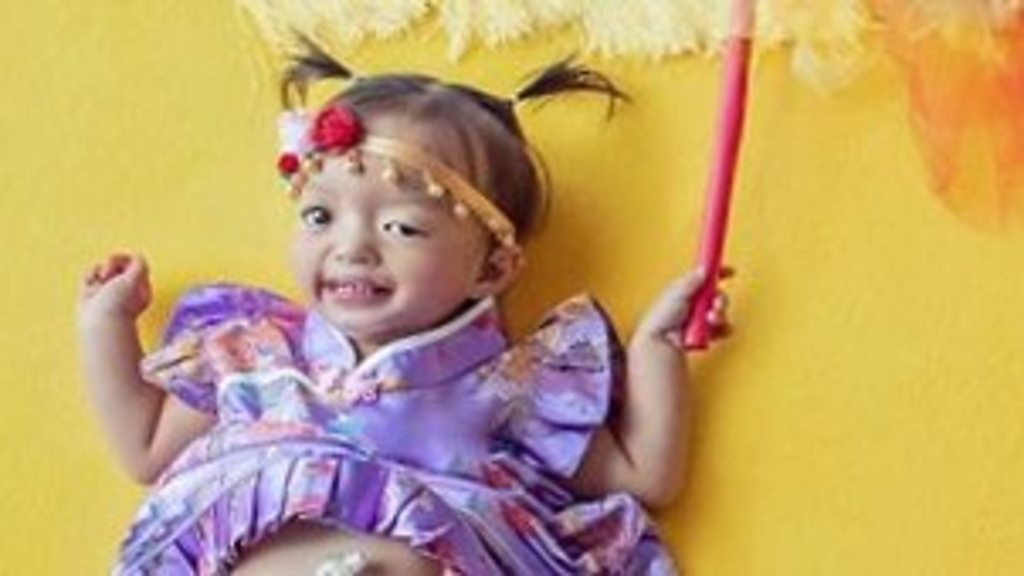 The photographer who puts disabled and severely ill children in fantasy scenes