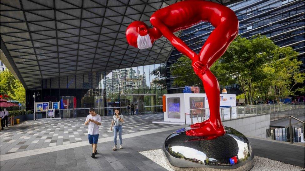 Sede del Grupo Hormiga en Shanghái.