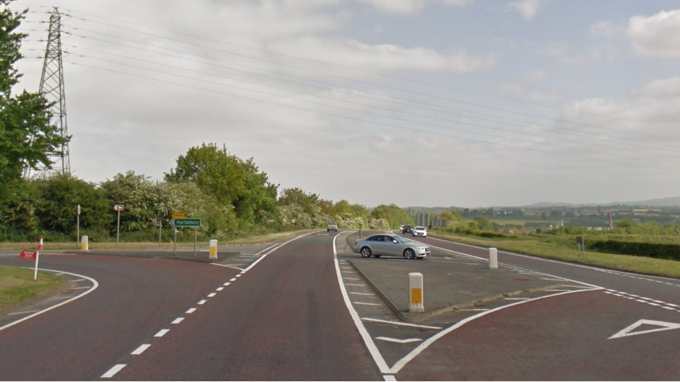 Cyclist killed and another injured in A449 crash with HGV