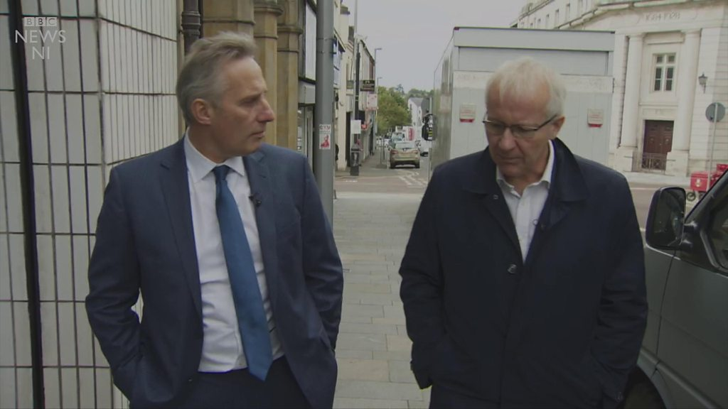 Ian Paisley: Petition result a 'miracle'