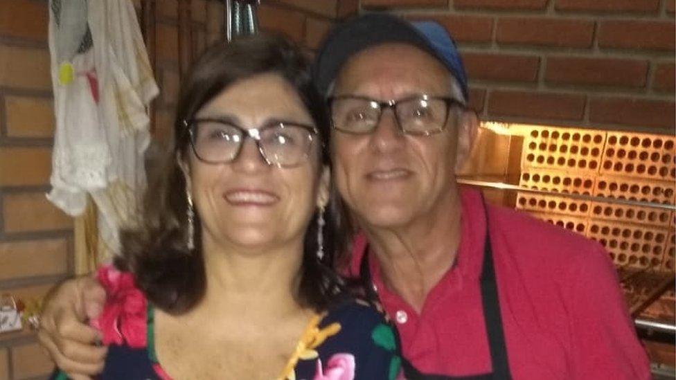 Vera e Paulo