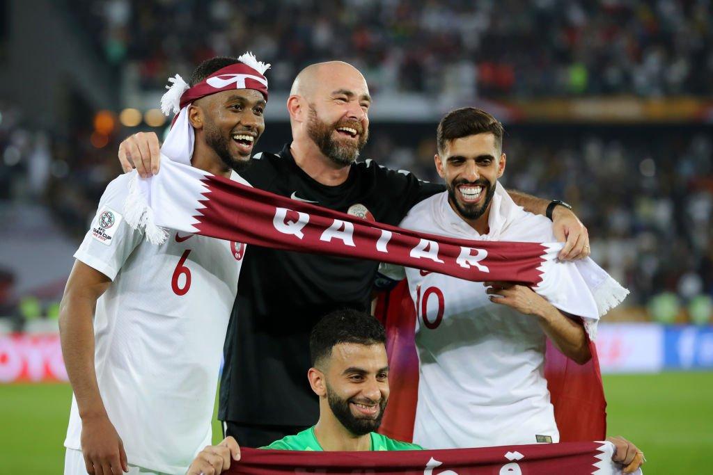 El entrenador español Félix Sánchez guió a Qatar a un sorpresivo título en la Copa Asiática.
