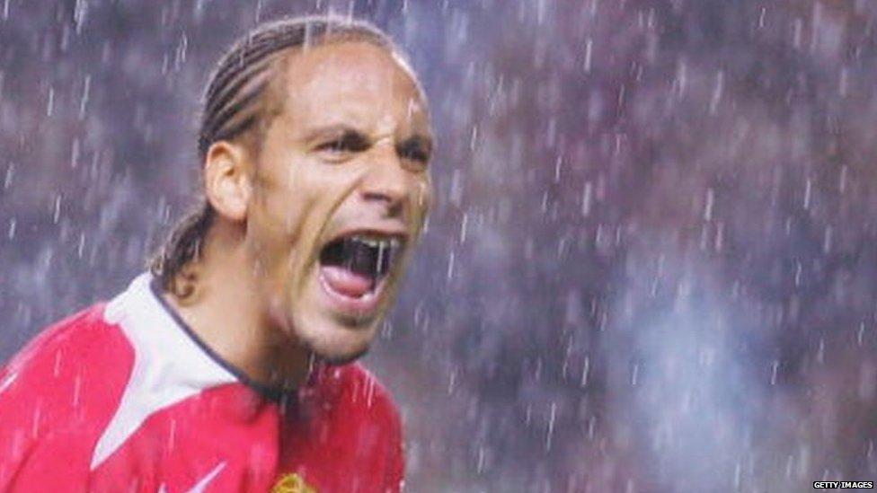 Rio Ferdinand je u Mančester Junajtedu proveo 12 godina