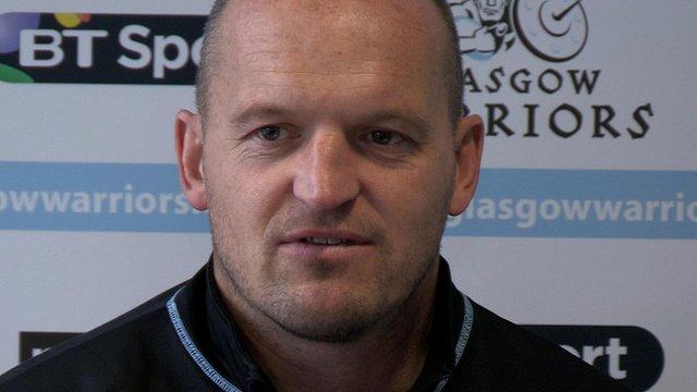 Gregor Townsend