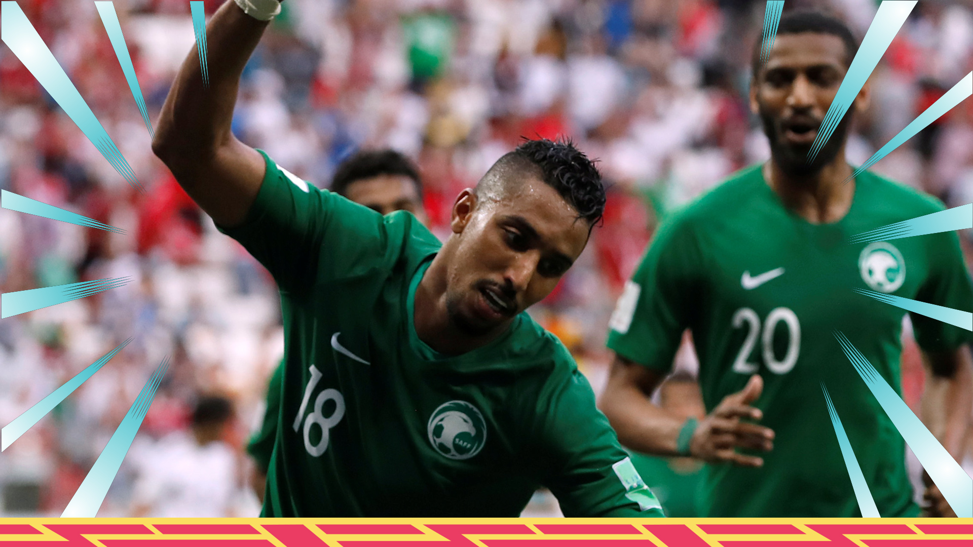 World Cup 2018: Saudi Arabia 2-1 Egypt highlights