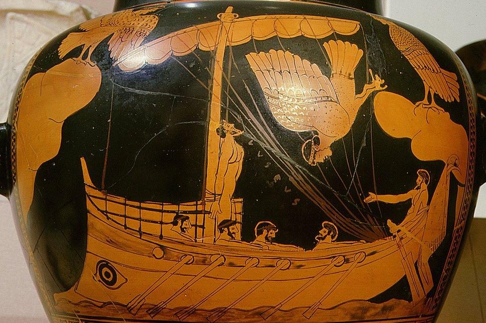 vaza Sirena