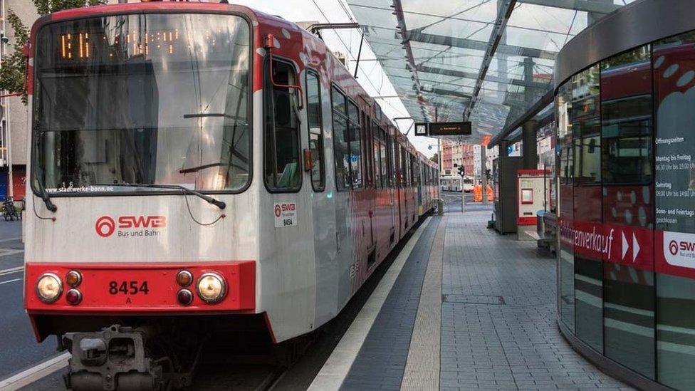 Bonn tram