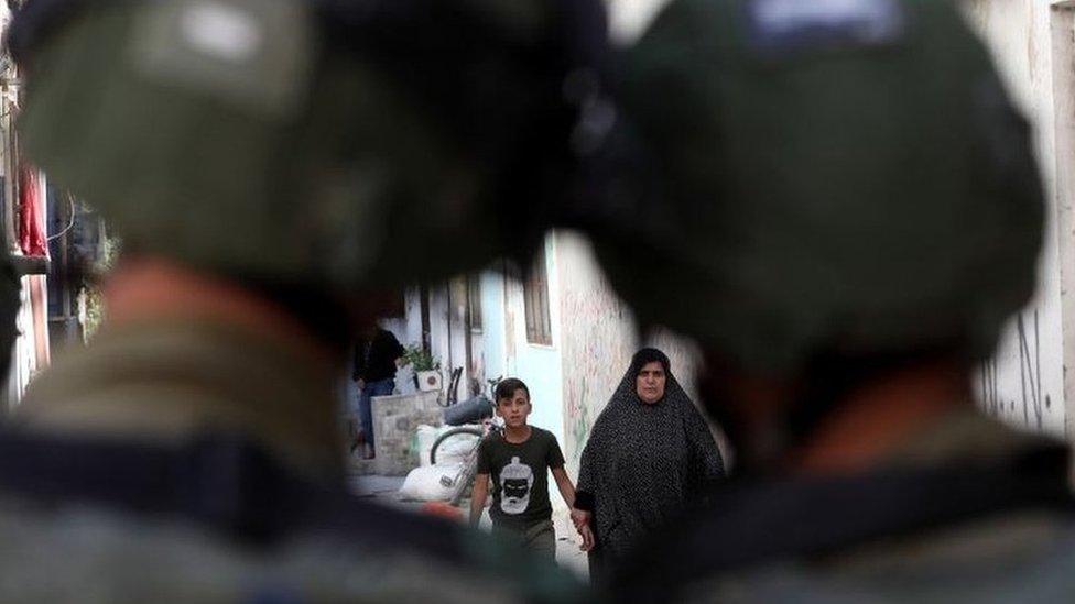 جماعات حقوق الإنسان الإسرائيلية تتهم إسرائيل باستخدام القوة غير المناسبة مع الفلسطينيين