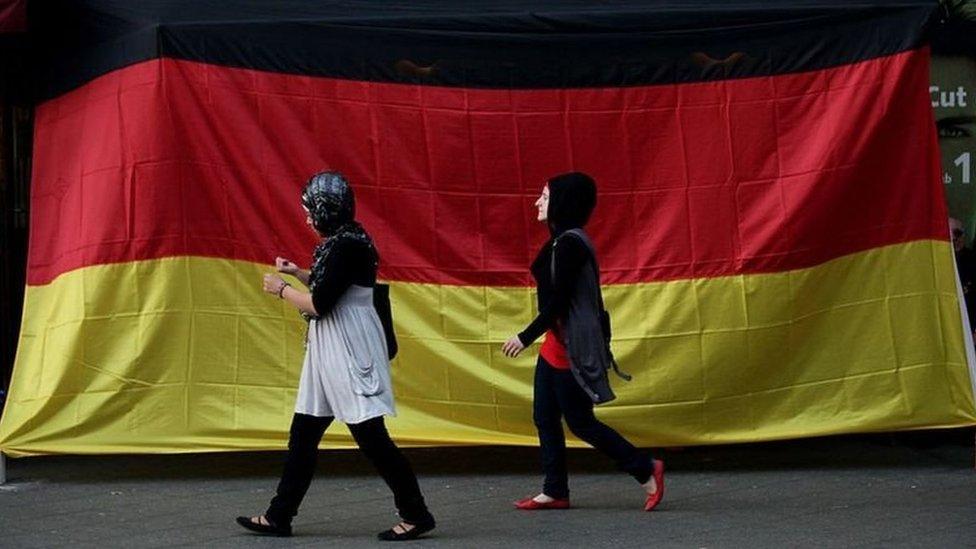 Almanya seçimler