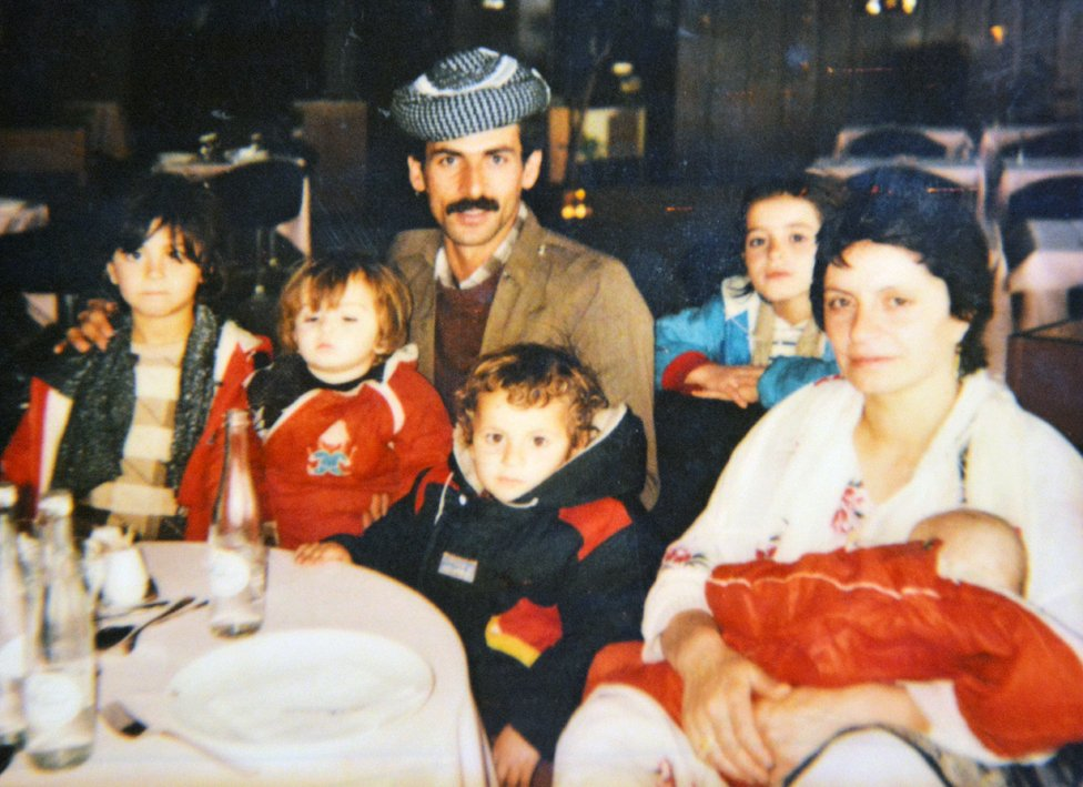 Kavout i njena porodica