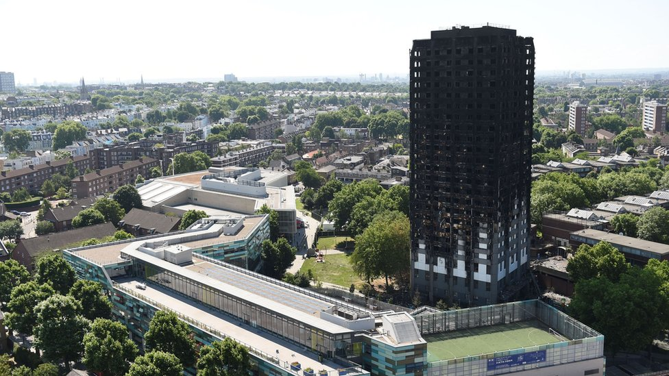 Grenfell Tower: Corporate manslaughter considered by police