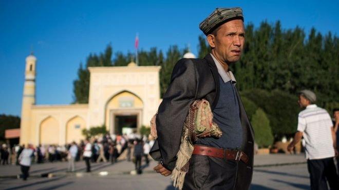 رجل من الايغور