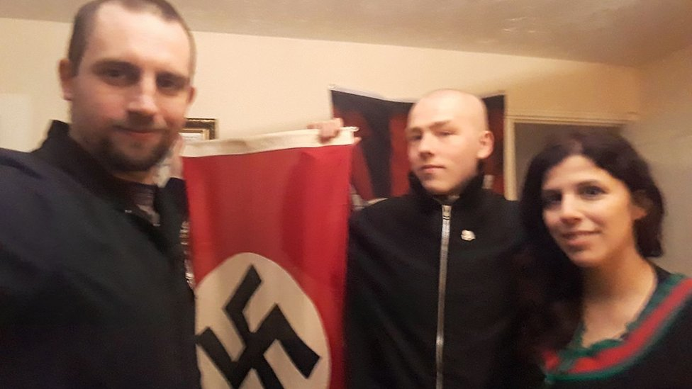 National Action trial: Man trained daughter to do Nazi salute