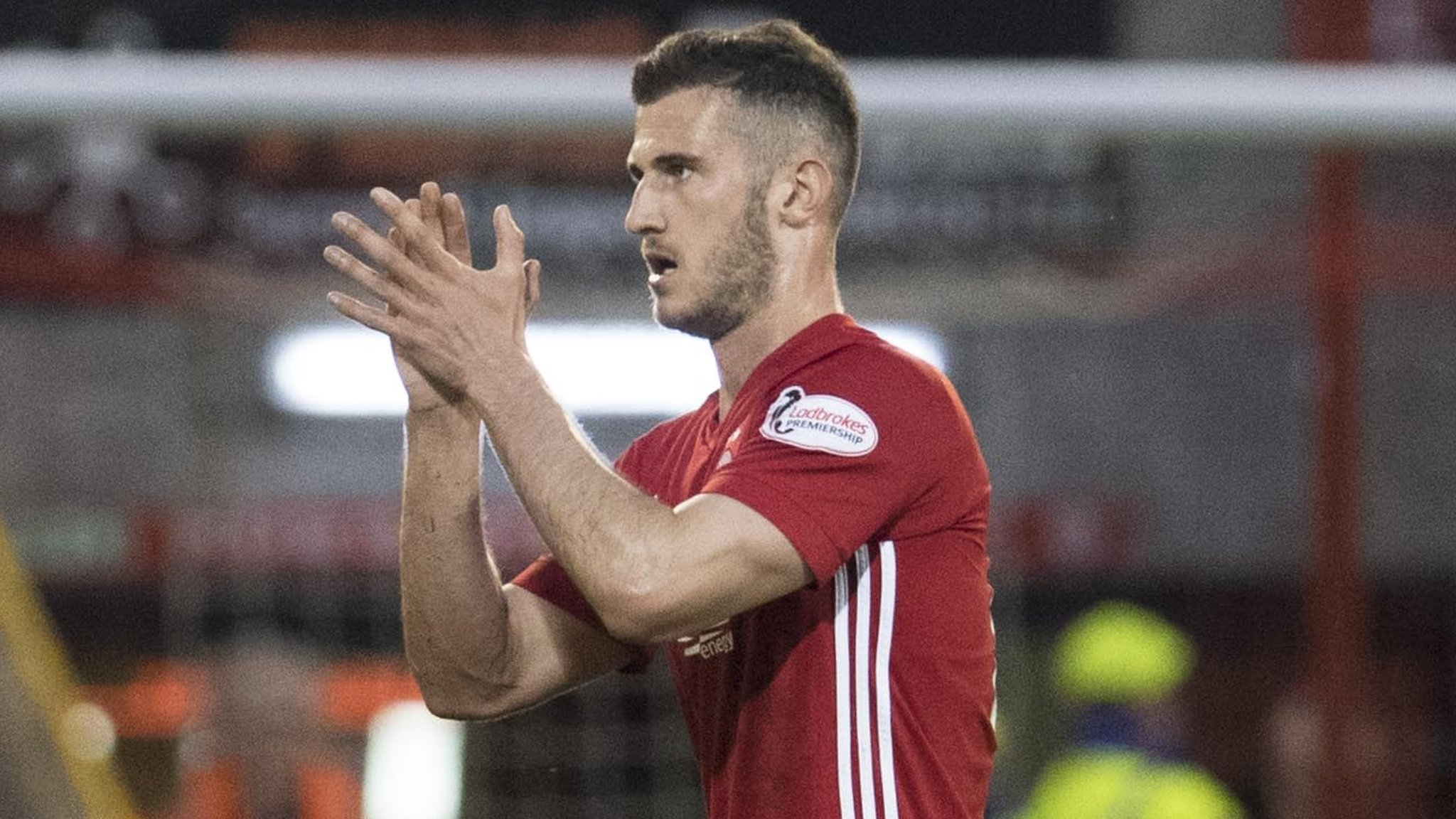 Aberdeen: Dominic Ball says he only showed best form at end of season