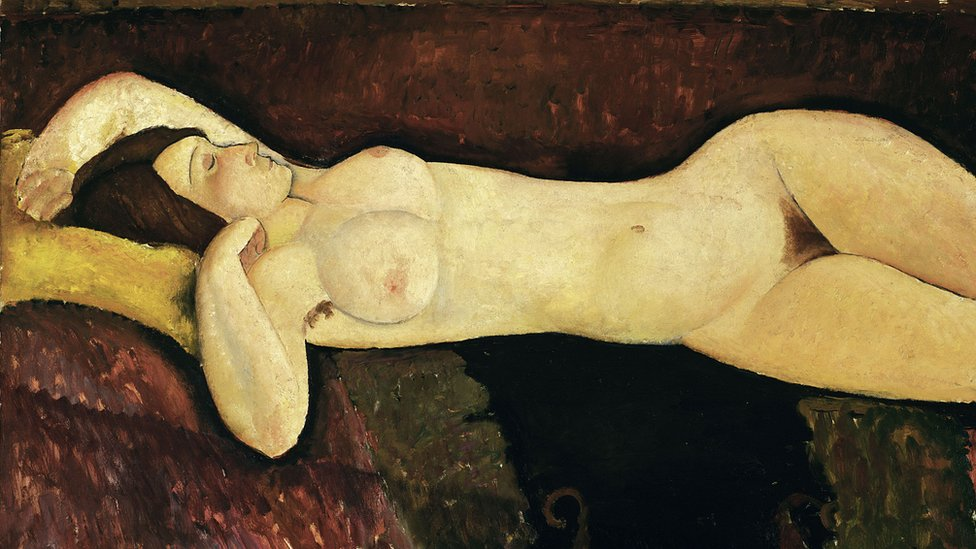 Reclining Nude 1919