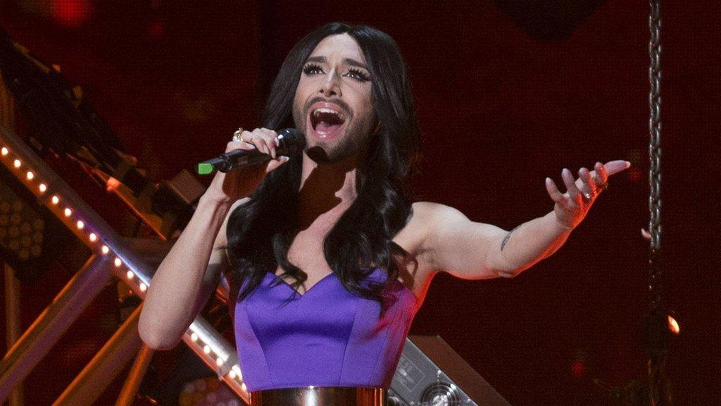 Conchita Wurst reveals HIV diagnosis