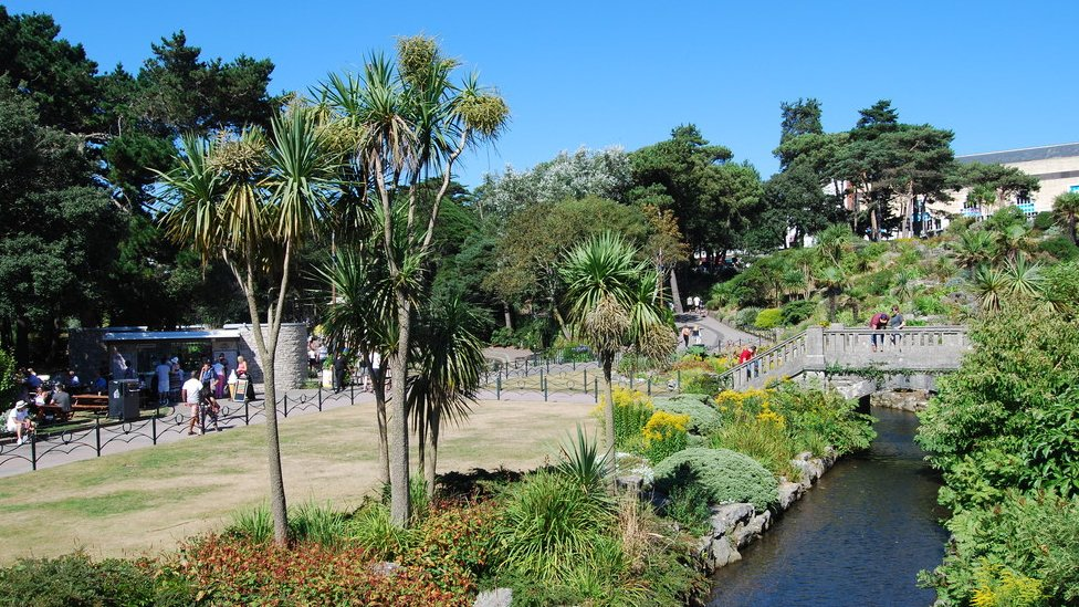 Bournemouth's Lower Gardens