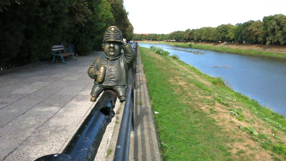 скульптура Швейка