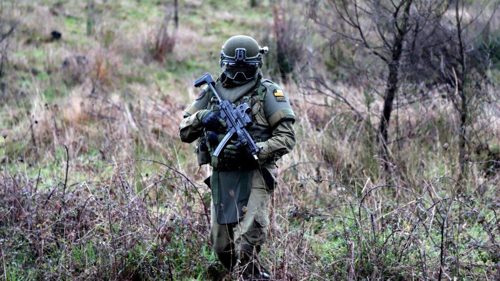 fuerzas armadas chile