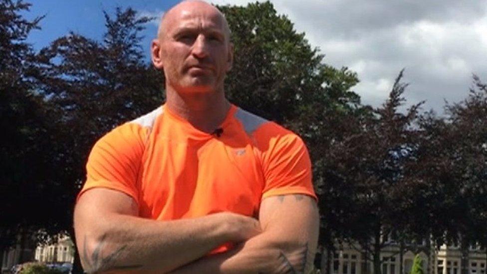 Ex-rugby star bid to outlaw homophobic chants