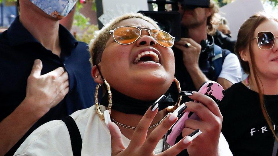 جمهور بريتني بعد الحكم