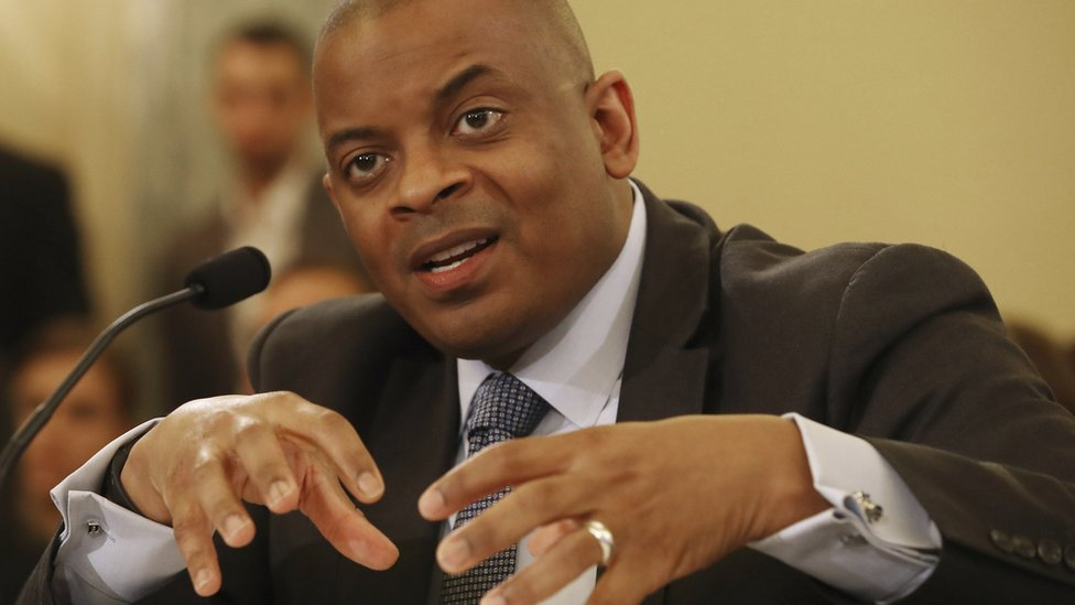 US transport secretary Anthony Foxx