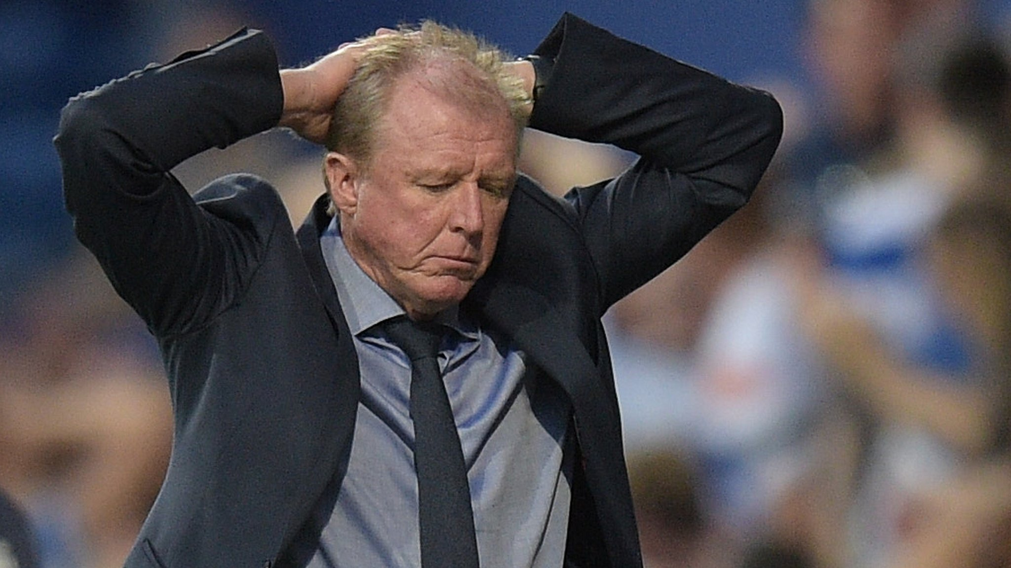 Four straight defeats - Bristol City pile pressure on McClaren at QPR