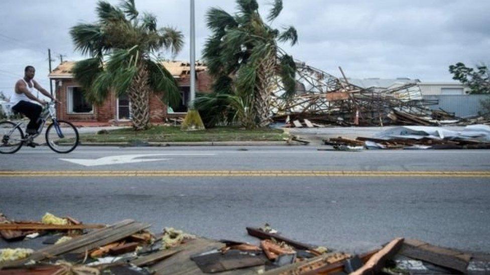 إعصار مايكل