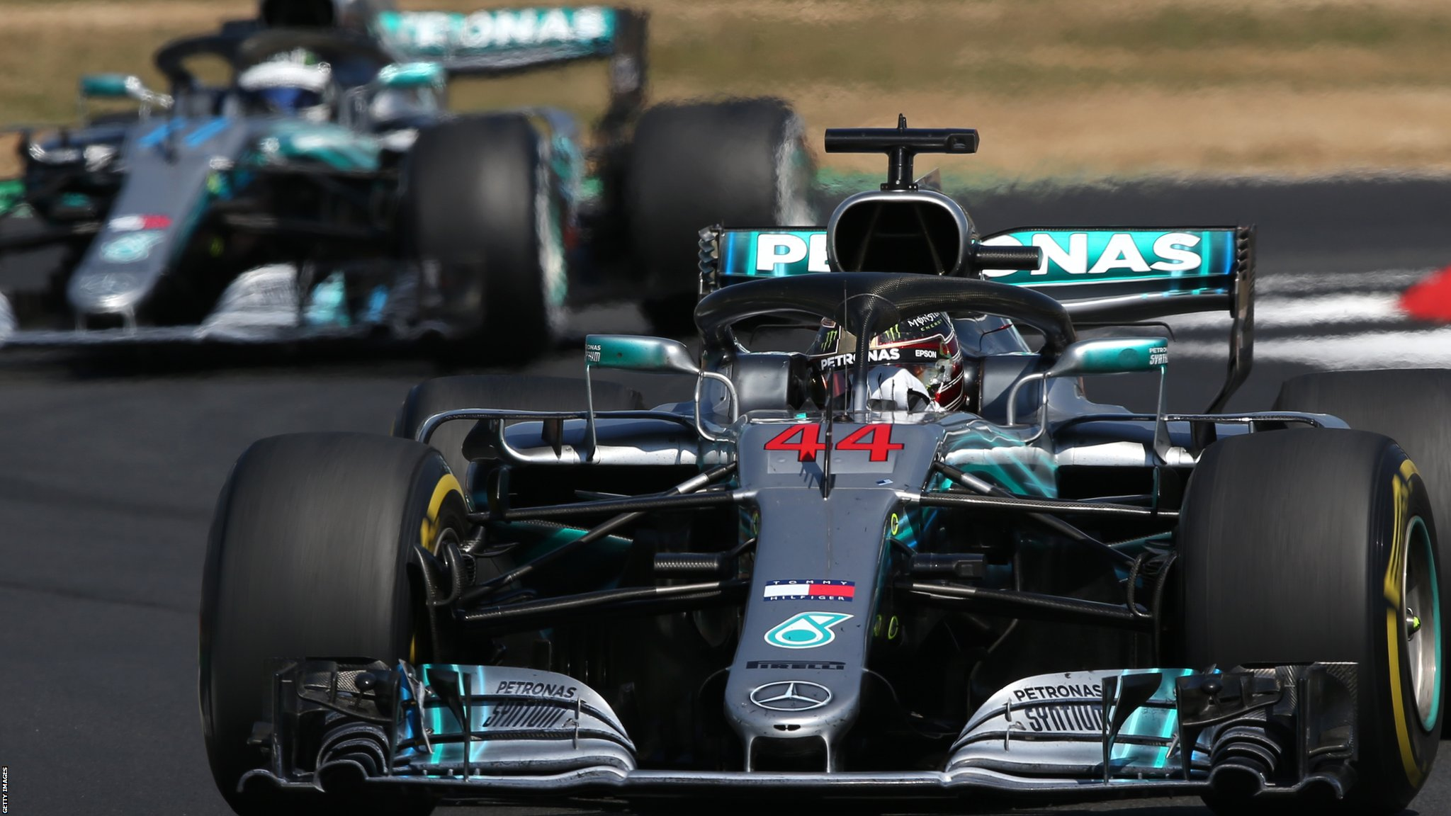German Grand Prix: We've made too many mistakes - Mercedes boss Toto Wolff