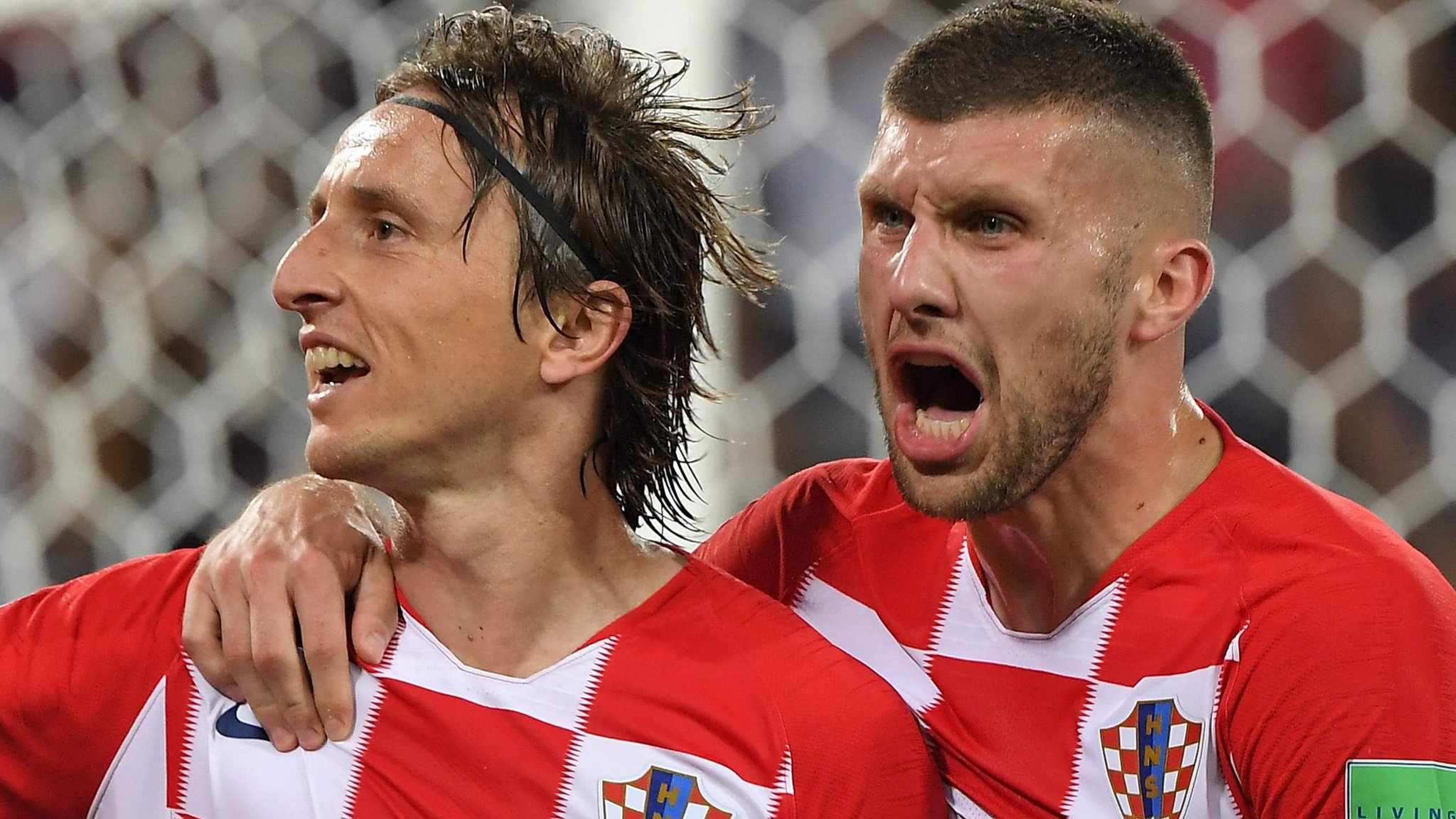 World Cup 2018: Luka Modric penalty secures 2-0 win for Croatia against Nigeria