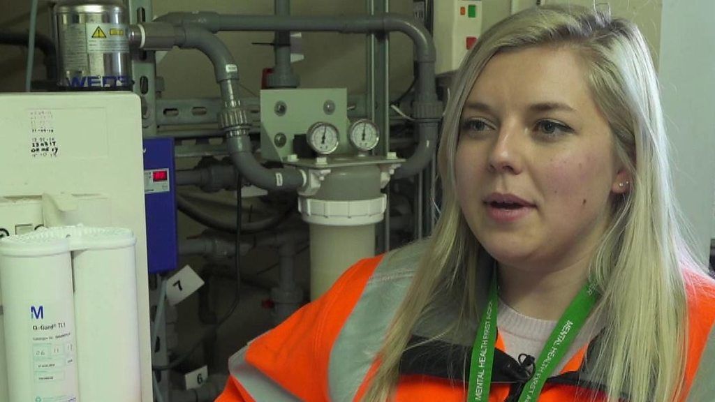 Thames Water staff offering mental health support to colleagues