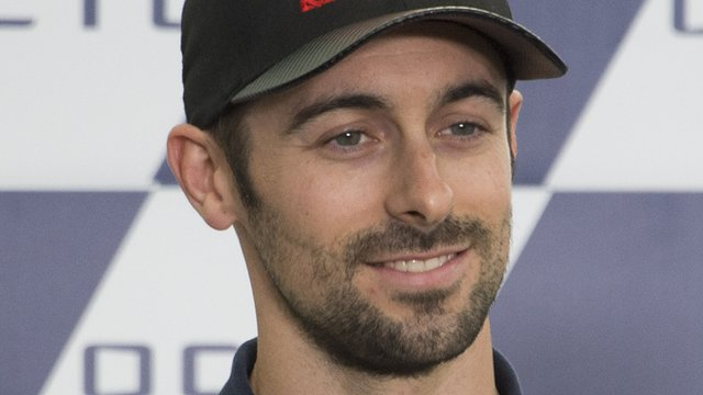 Eugene Laverty lies 11th in the MotoGP standings