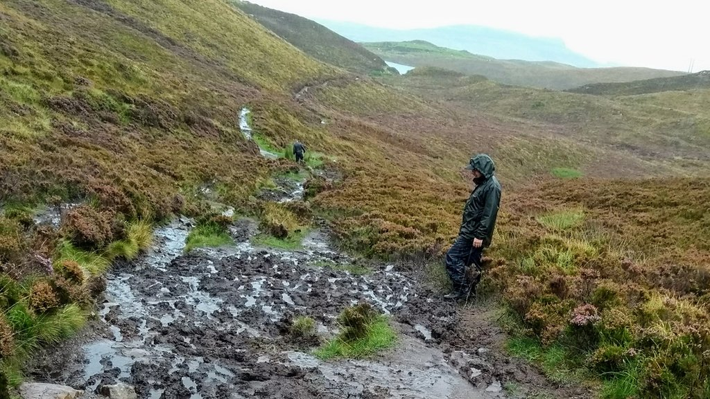 Improvements to historic Skye routes