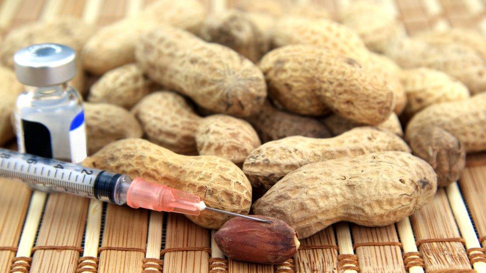 Manís o cacahuates