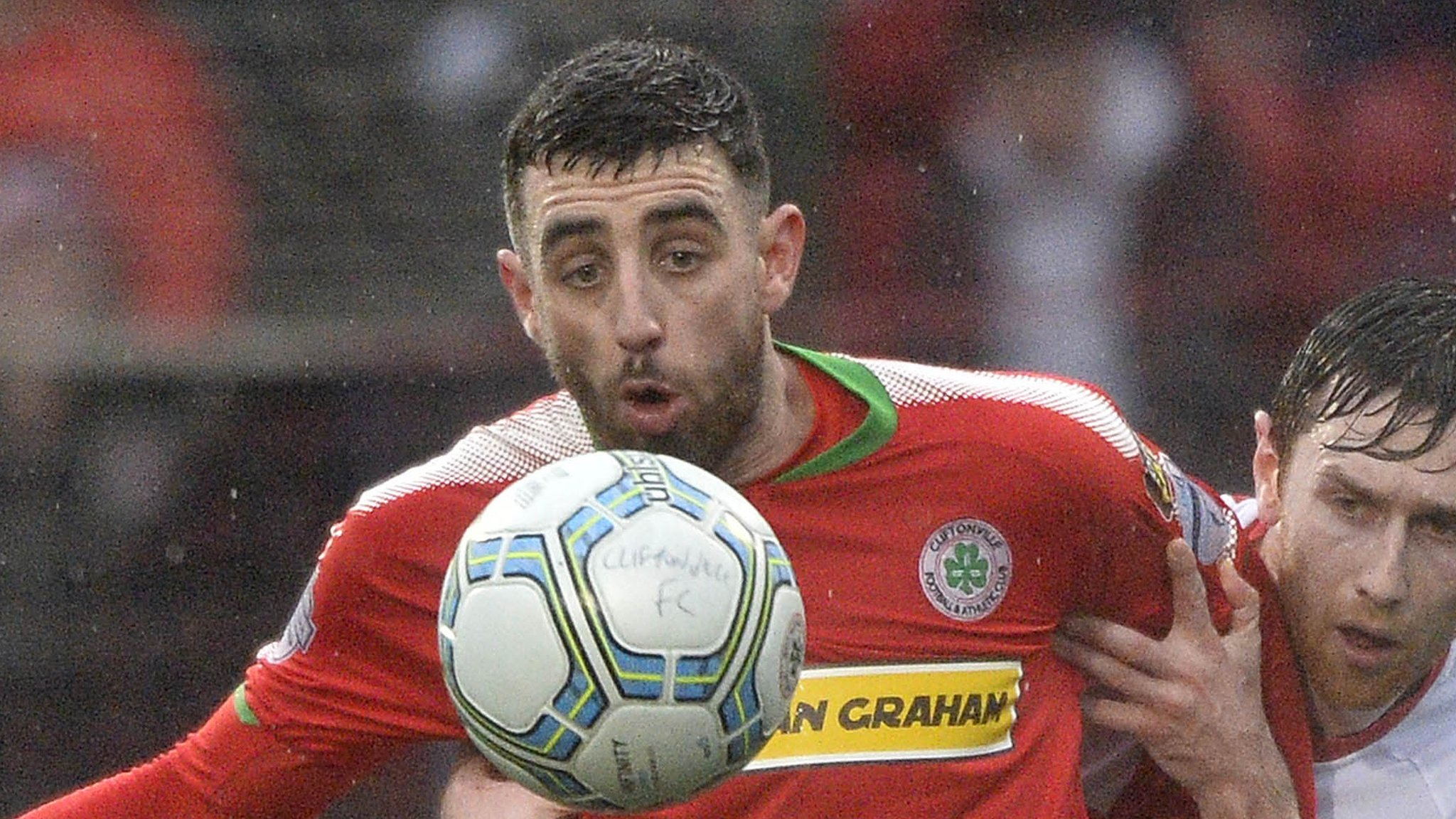 Cliftonville knocked out of Europa League