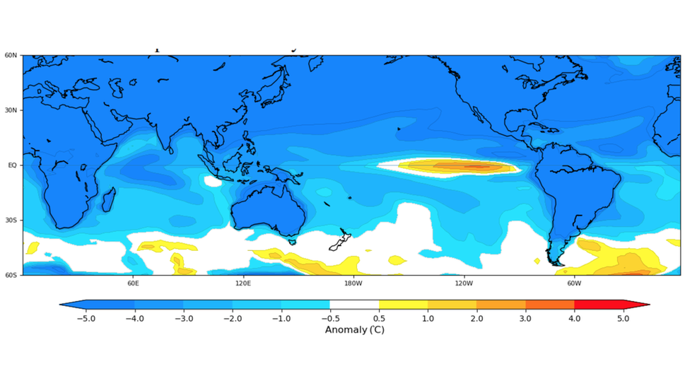El Niño nuclear