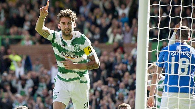 Highlights - Celtic 3-1 St Johnstone