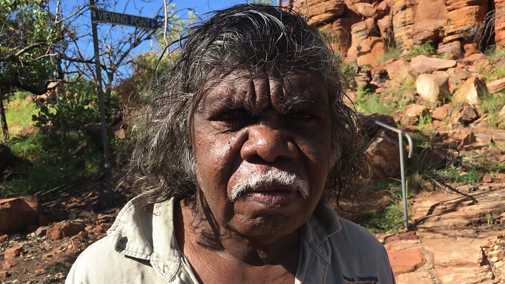 Miriwoong: The Australian language which barely anybody speaks