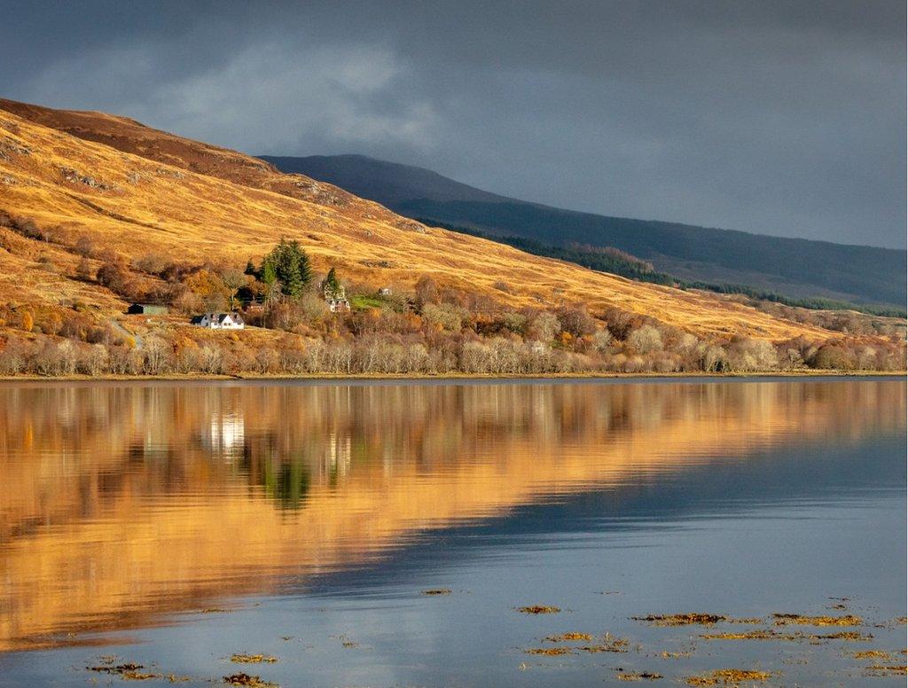Loch Eil, Highland, Scotland.
